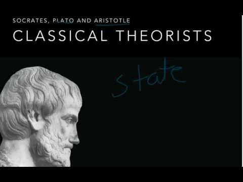 an overview of platos philosophy David macintosh explains plato's theory of forms or ideas.