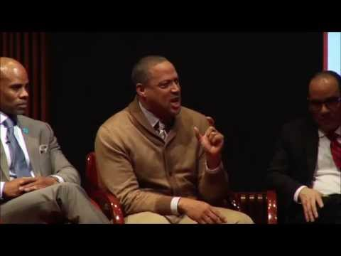 Former NFL player Don McPherson discusses patriarchy