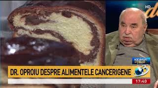 Legătura dintre alimentație și cancer. Anunțul șocant făcut de specialist