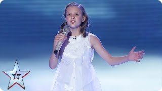 Gracie Wickens-Sweet is feeling reflective | Semi-Final 3 | Britain