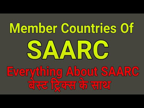 SAARC (south asian association for regional cooperation) Summit - UPSC/PSC/IAS/SSC