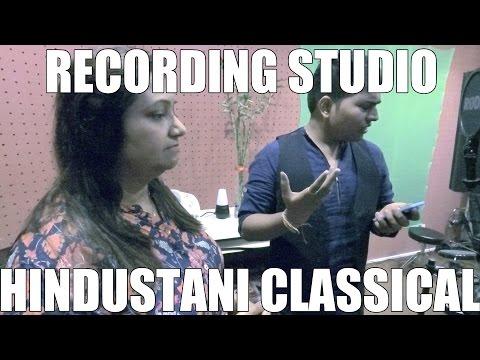 Recording Studio - Hindustani Classical Recording