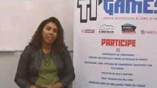 Depoimento - Professora Renata - Escola Municipal Anísio Teixeira