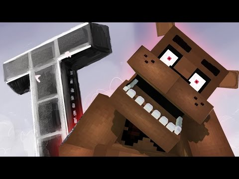 Minecraft FIVE NIGHTS AT FREDDY'S NIGHTMARE 1 | MY FAVORITE HORROR GAME (FNAF SISTER LOCATION)