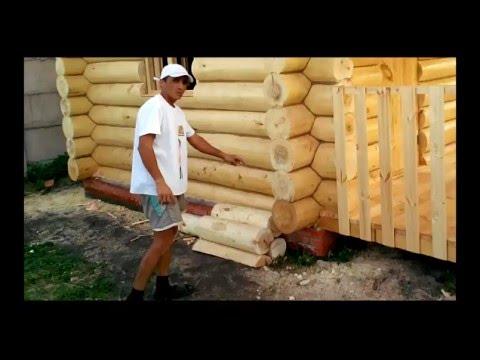 Проект бани под ключ 5 на 4 с открытой террасой ~ Строительство в Казани