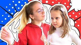 Новая Подружка Амельки! Подружатся ли она с ученицей мамы Оливкой?