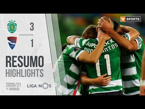 Sporting Lisbon Gil Vicente Goals And Highlights