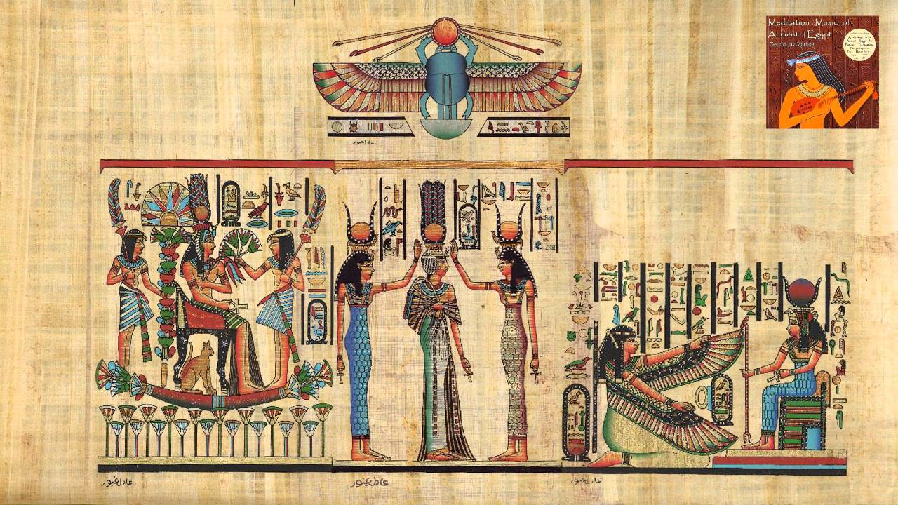 Meditation Music Of Ancient Egypt]- Initiation, Track #6 - YouTube