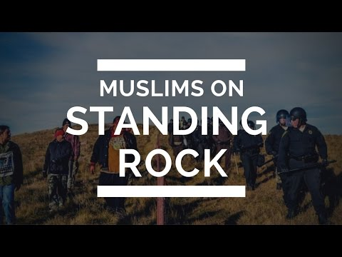 Muslims on Standing Rock