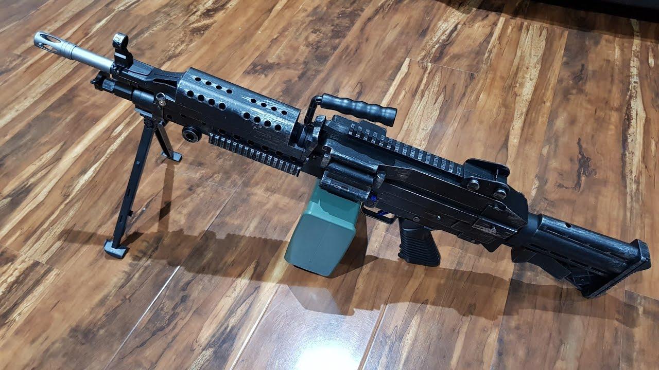 M249 Gel blaster honest review