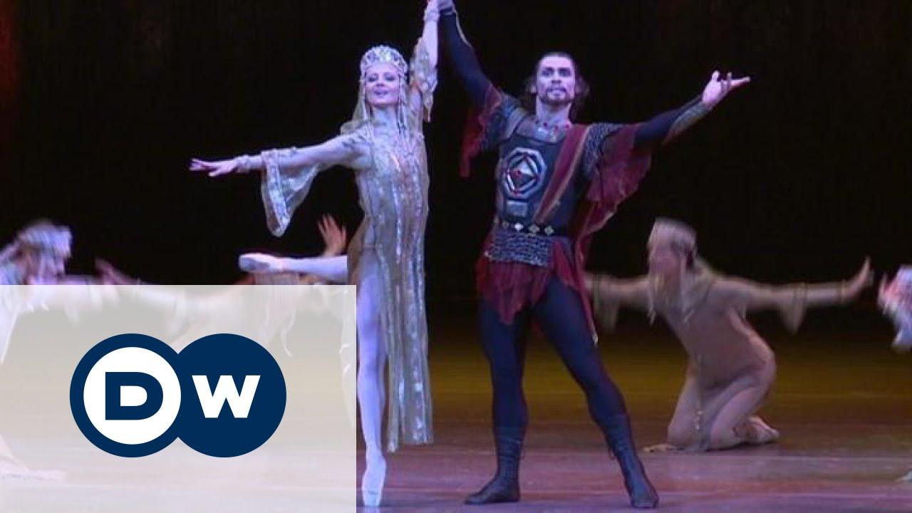 Ютуб балет и секс