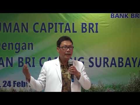 PPBRI SURABAYA - Sambutan Dr. H. Agus Ali Fauzi PGD.Pall.Med (ECU)