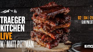 Game Day BBQ with Matt Pittman of Meat Church BBQ