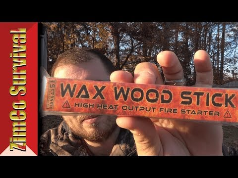 ✔️ New 2018 - Wax Wood Stick - Review