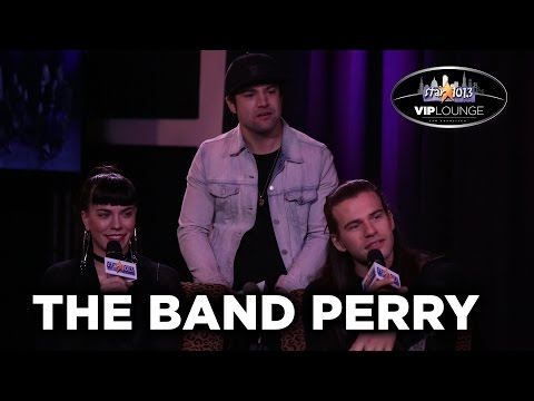 The Band Perry Talks 'Stay In The Dark', The New Album & Their New Look