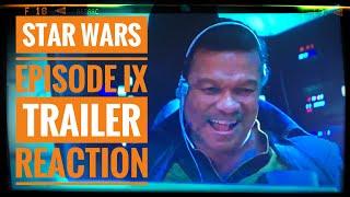 Star Wars Episode IX Trailer Reaction