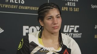 UFC on FOX 24: Ketlen Vieira Hopes to Break Into Top-10 With Win Over Ashlee Evans-Smith