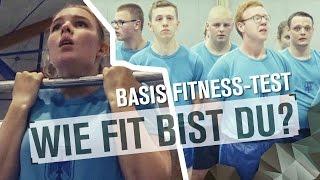 Der BASIS FITNESS TEST | Tag 06