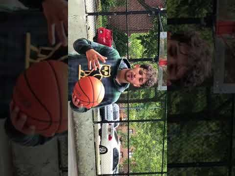 STEVEN VASQUEZ MAKES 1000 SHOTS A DAY!!! LIVE INTERVIEW WITH BRONX NET TV.(INSPIRATIONAL)