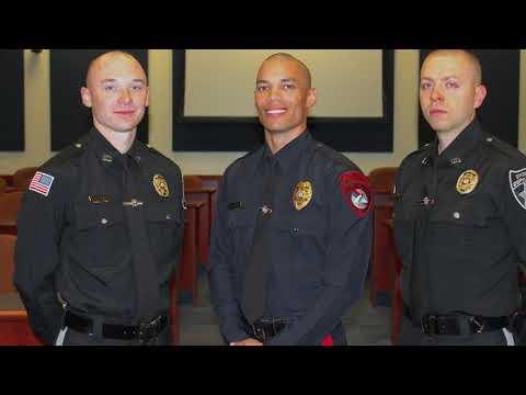 Camden County College Police Academy Class 73