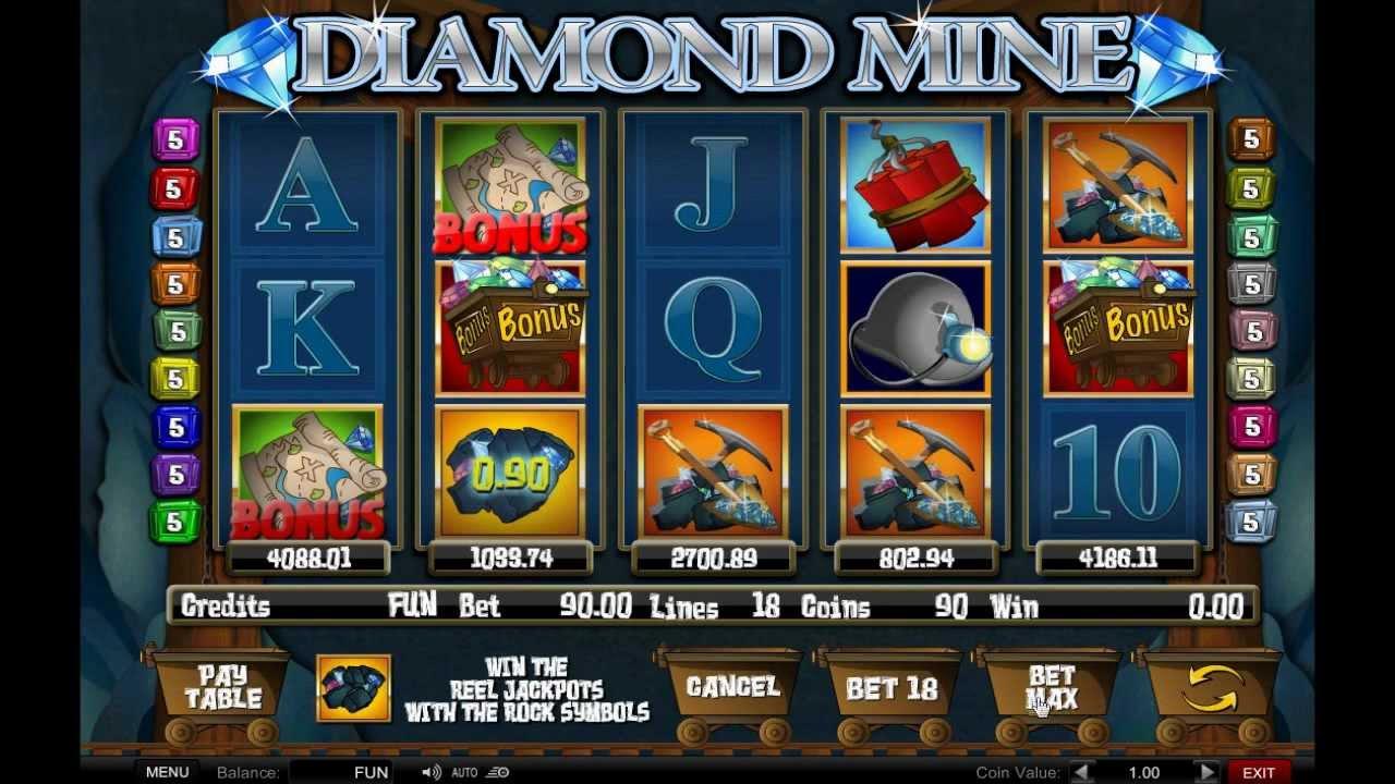 Diamond Mine Online