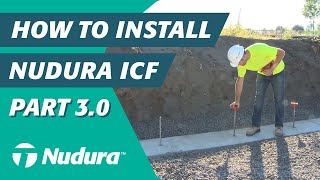 3.0 Footings For Insulated Concrete Forms