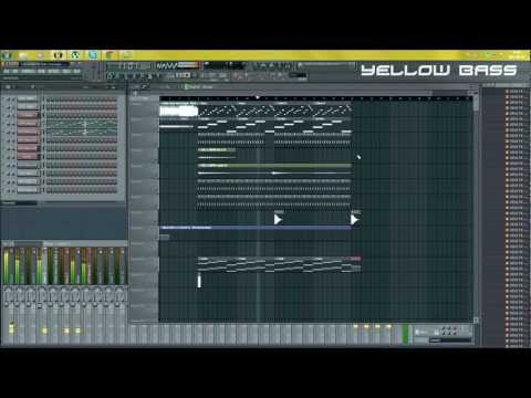 YELLOW BASS REMAKE: Calvin Harris feat. Example - We'll Be Coming Back