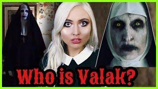 The Terrifying True Story of Valak The Demon Nun