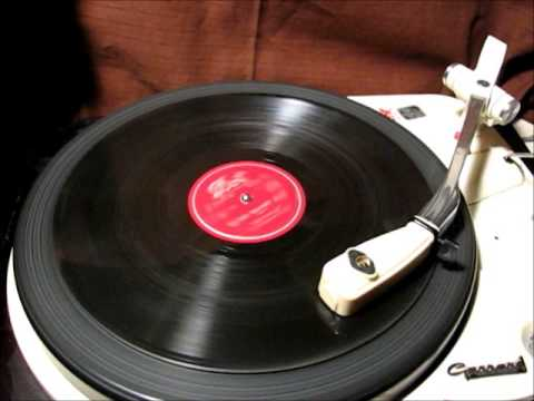 RECORD DELIVERY BLUES by Rusty Bryant and his Carolyn Club Band 1954