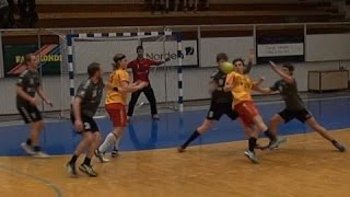 Håndbold U18D, 2017-01-26 Liga, Furesø - GOG