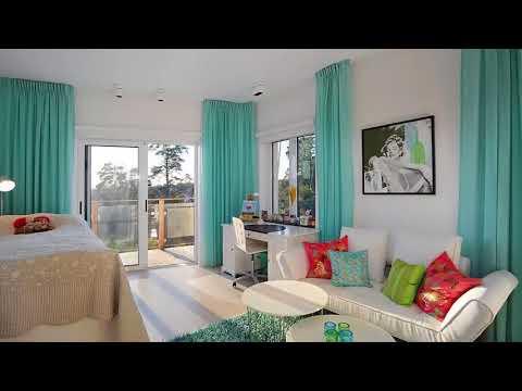 16 Modern curtains   Window decoration   New ideas