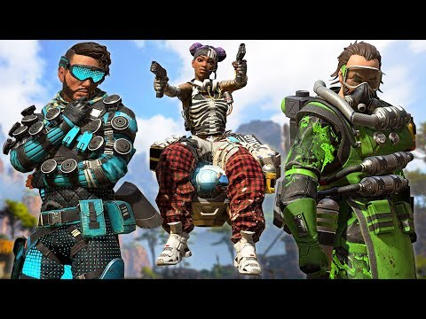 Apex Legends Tips and Tricks LIVE!! (Apex Legends Gameplay)