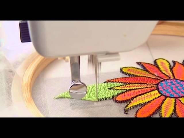 27 Zig Zag Embroidery Usha Janome Style Maker Series Clip