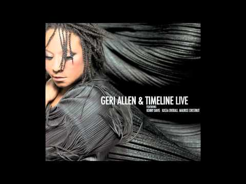 Geri Allen & Timeline - In Appreciation (Jazz music)
