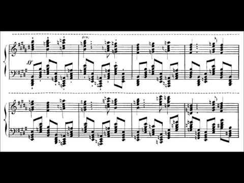 Charles valentin alkan op 39 no 8 concerto for solo piano mvt i