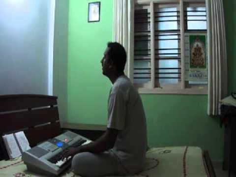 """Anbe Anbe"" From ""Ithu Kathirvelan Kadhal"" (IKK) - A Humble Attempt By Ashwin S Kumar"