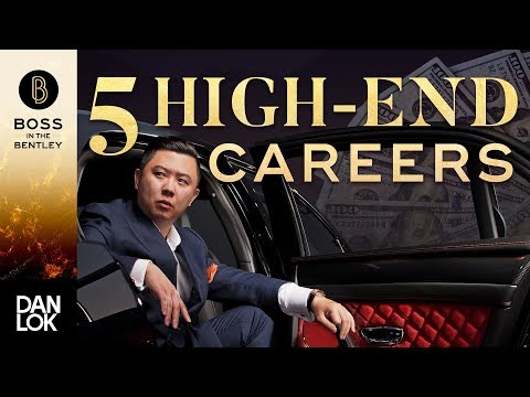 5 High End Careers Or 5 High Income Skills (NO DEGREE REQUIRED)