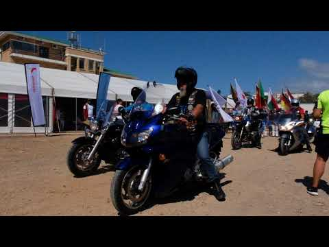 'Bartolomeu Dias' arrives at Dias & Port Festival harbour ceremony