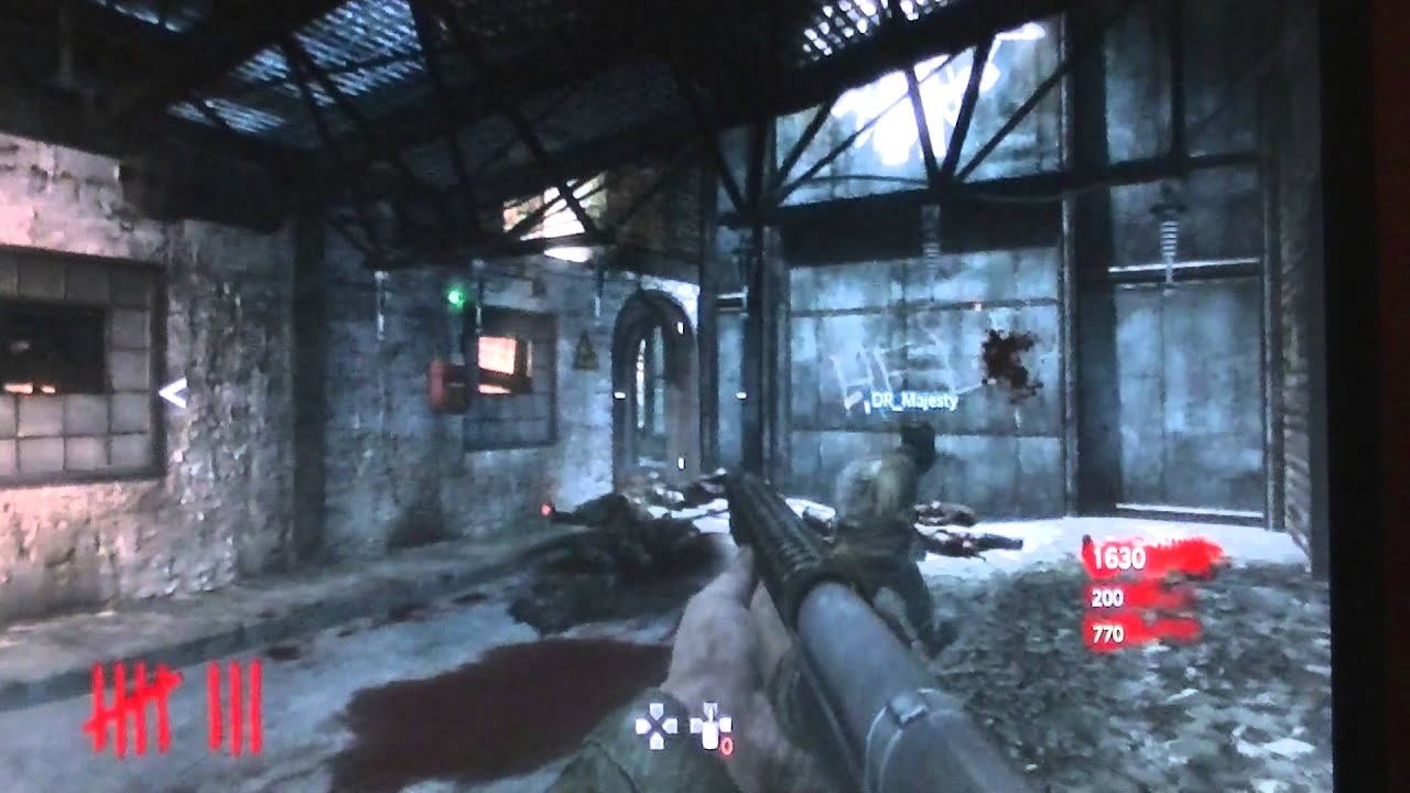 Call Of Duty World at War Zombies Map Pack 3 PS3 2-13-2013 - YouTube