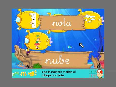 Aprende A Leer Con Pipo (PC) - Letra N - YouTube