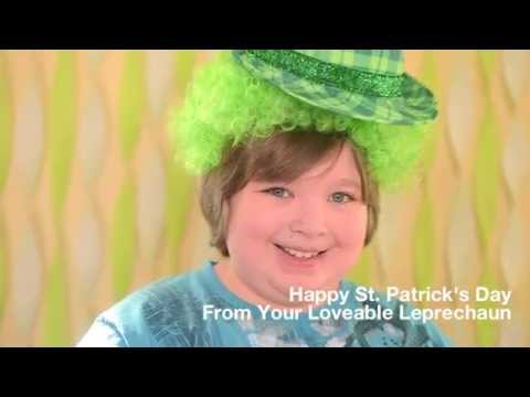 Happy St. Patrick's Day from Cornerstone Autism Center