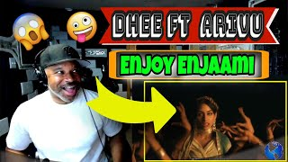 Dhee ft  Arivu   Enjoy Enjaami (Prod  Santhosh Narayanan) - Producer Reaction