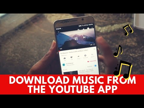 How To Download .mp3 Straight From The YouTube App (Android)