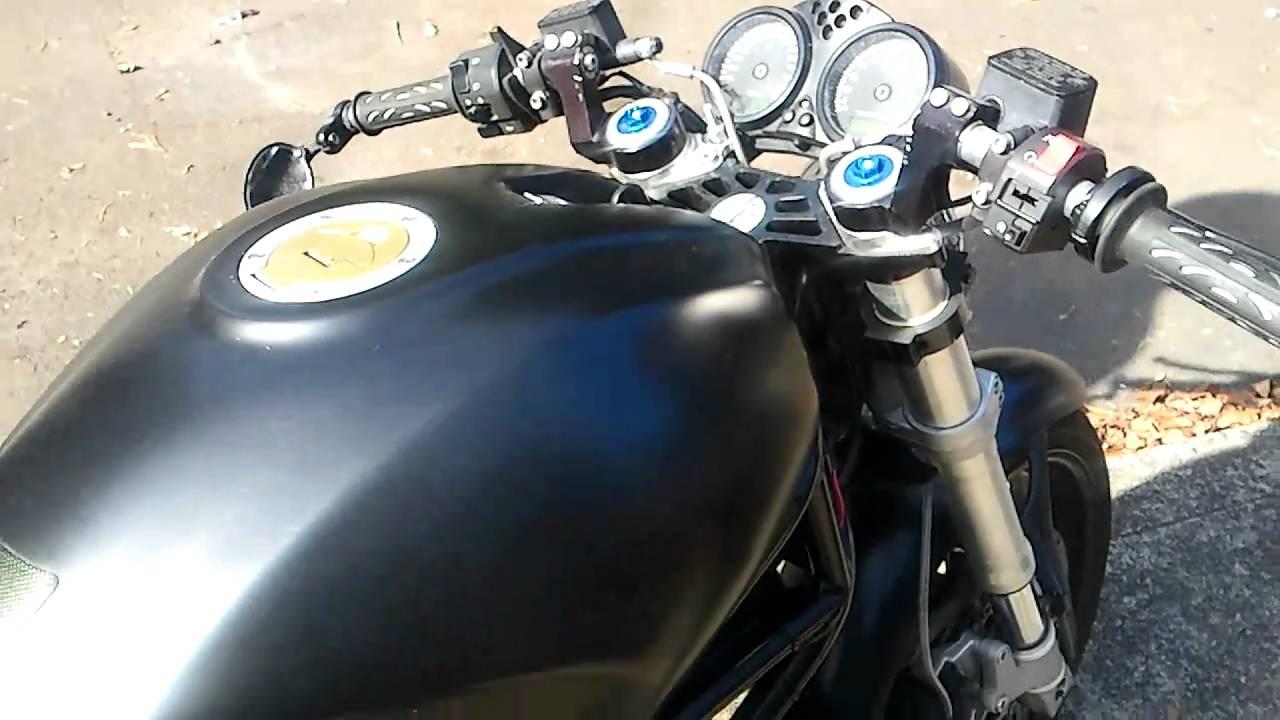 Ducati Monster 620 Sound Video By Minjay1987