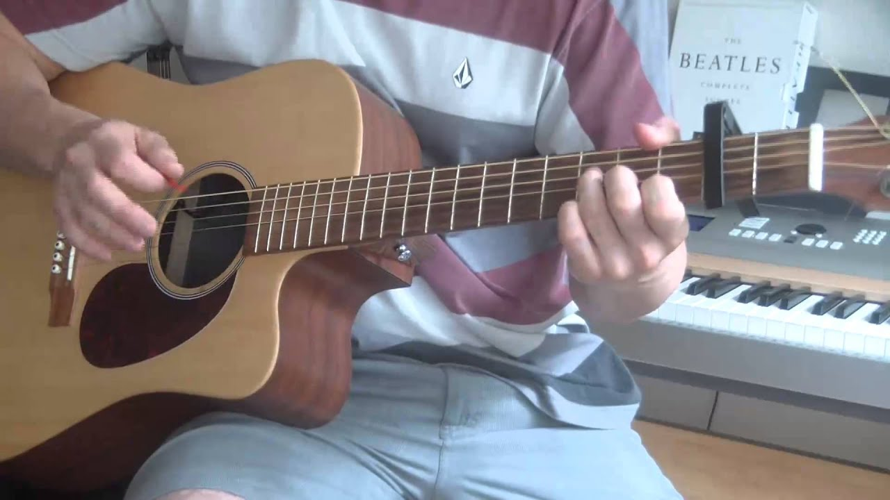 Gordon Lightfoot The Wreck Of The Edmund Fitzgerald Guitar Lesson