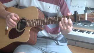 Gordon Lightfoot - The Wreck Of The Edmund Fitzgerald Guitar Lesson