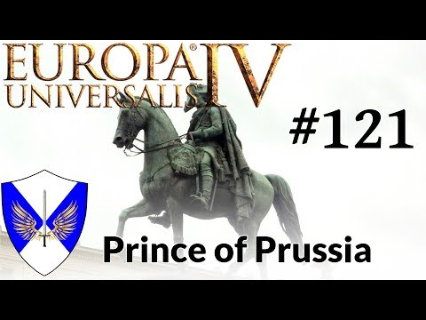EU4 - Prince of Prussia - Episode 121 - Burning Manpower