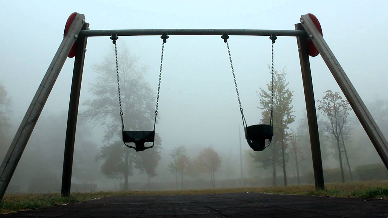 Free Stock Footage Swing Fog Horror Silent Hill 1080p