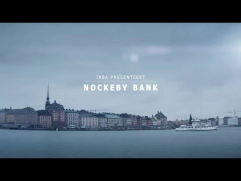 Ikea Nockeby Bank : Ikea commercial ikea presenteert nockeby bank youtube