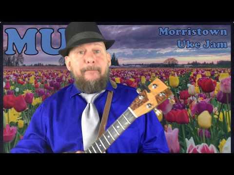 MUJ: Tiptoe Through The Tulips (ukulele tutorial)
